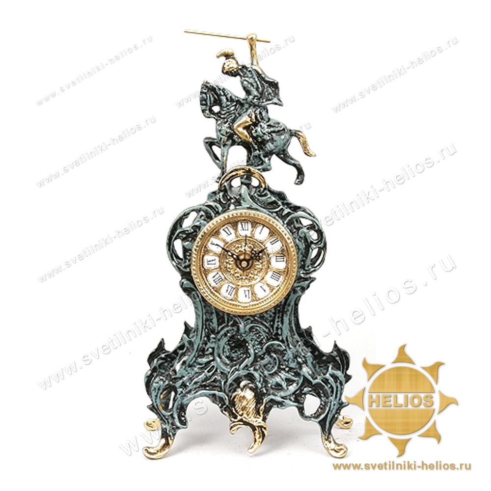 Часы настольные из бронзы virtus мужские ремни 2017 фото